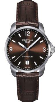 zegarek Certina C001.410.16.297.00