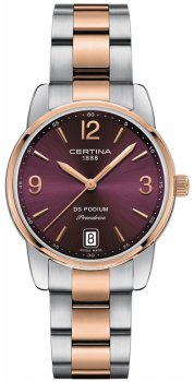Zegarek damski Certina C034.210.22.427.00