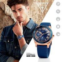 Zegarek męski Guess Connect Smartwatch C1001G2 - zdjęcie 2