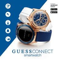 Zegarek męski Guess Connect Smartwatch C1001G2 - zdjęcie 4