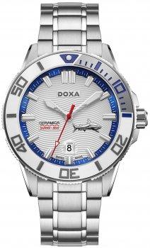 Zegarek męski Doxa D200SWH