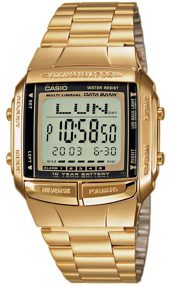 zegarek Casio DB-360GN-9AEF - zdjęcia 1