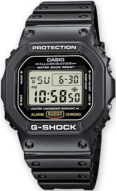 zegarek Casio DW-5600E-1VZ - zdjęcia 1