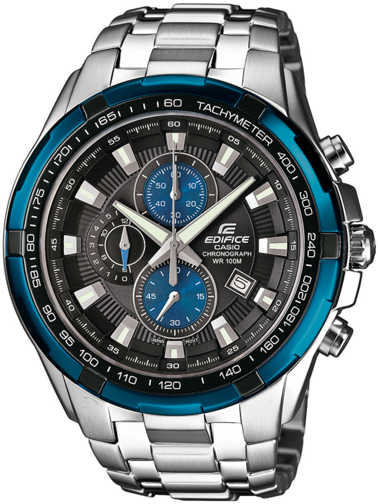 zegarek Casio EF-539D-1A2VEF - zdjęcia 1