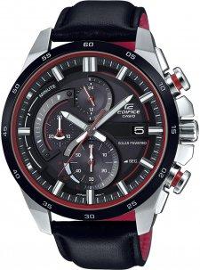 Zegarek męski Casio EQS-600BL-1AUEF