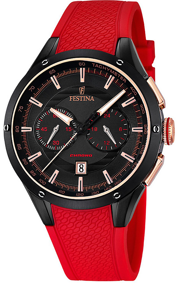 zegarek Festina F16833-1 - zdjęcia 1