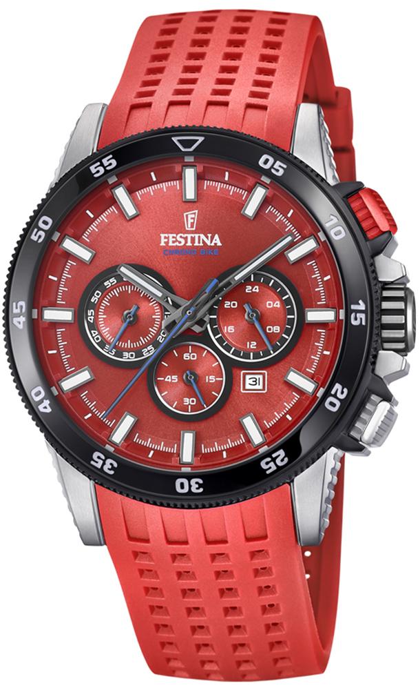 zegarek Festina F20353-C-POWYSTAWOWY - zdjęcia 1