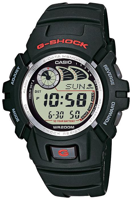 zegarek Casio G-2900F-1VER - zdjęcia 1