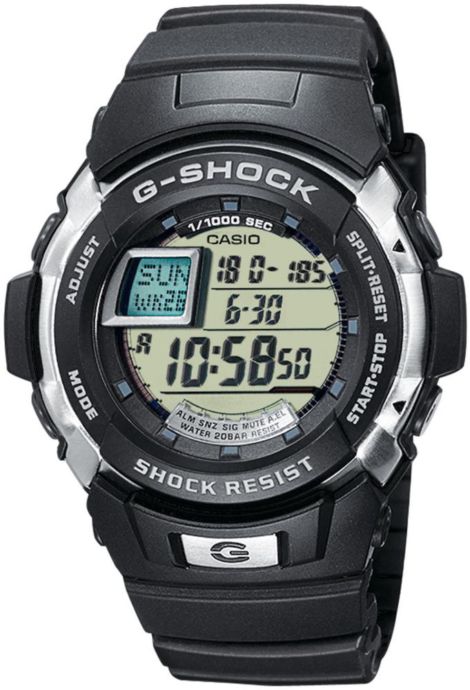 zegarek Casio G-7700-1ER - zdjęcia 1