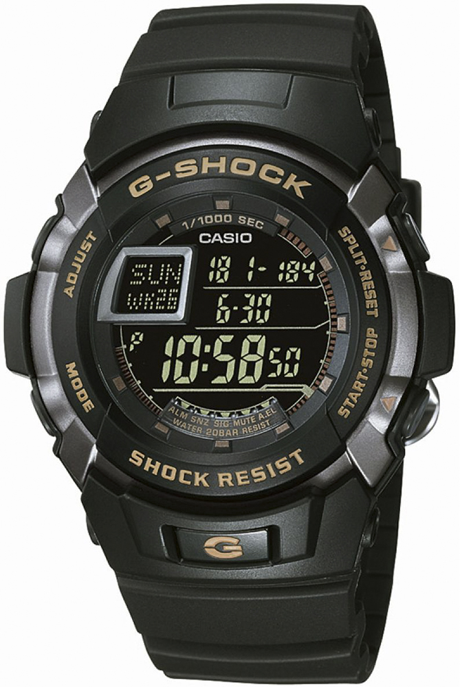 zegarek Casio G-7710-1ER - zdjęcia 1