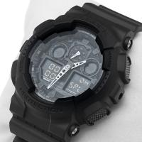 Zegarek męski Casio G-Shock GA-100-1A1ER - zdjęcie 2