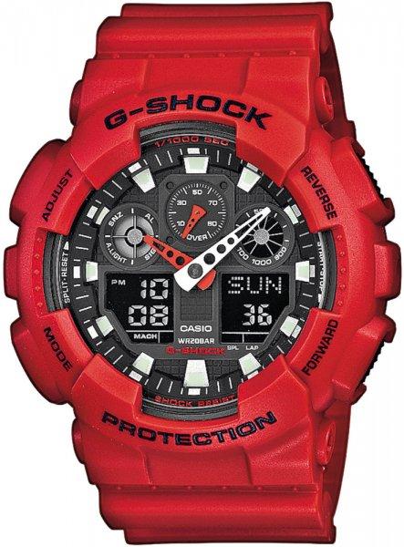 zegarek Casio GA-100B-4AER - zdjęcia 1