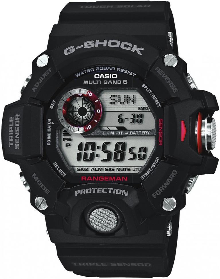 zegarek Casio GW-9400-1ER - zdjęcia 1