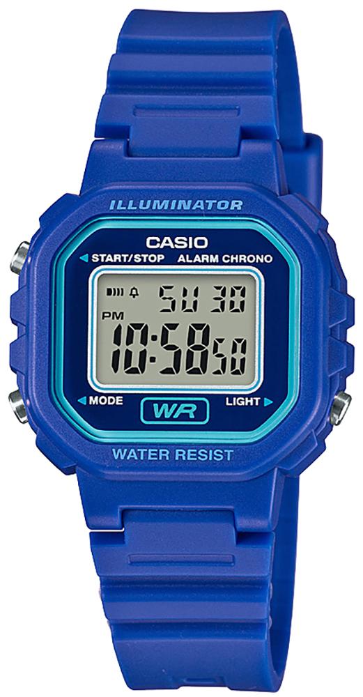 zegarek Casio LA-20WH-2AEF-POWYSTAWOWY - zdjęcia 1