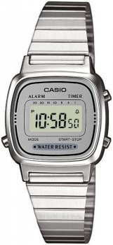 Zegarek damski Casio LA670WEA-7EF
