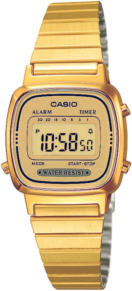 zegarek Casio LA670WEGA-9EF - zdjęcia 1