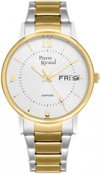 Zegarek męski Pierre Ricaud P91067.2123Q