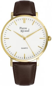 Zegarek męski Pierre Ricaud P91074.1B13Q