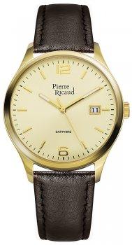 Zegarek męski Pierre Ricaud P91086.1B51Q