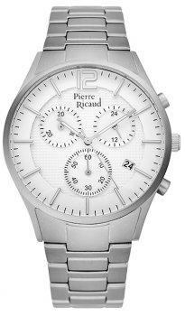 Zegarek męski Pierre Ricaud P97252.4153QF