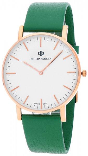 zegarek Philip Parker PPIT019RG2 - zdjęcia 1