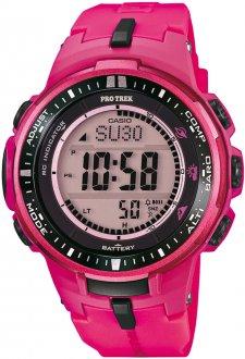 Zegarek damski Casio PRW-3000-4BER