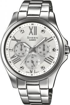Zegarek damski Casio SHE-3806D-7AUER