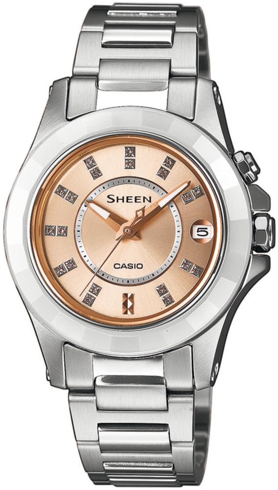 zegarek Casio SHE-4509SG-4AER - zdjęcia 1