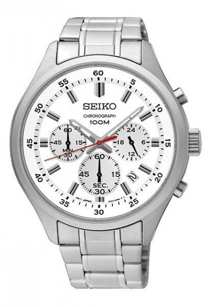 zegarek Seiko SKS583P1 - zdjęcia 1