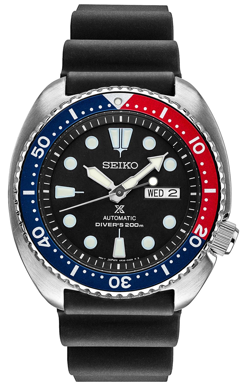 zegarek Seiko SRP779K1 - zdjęcia 1
