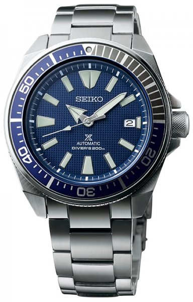 zegarek Seiko SRPB49K1 - zdjęcia 1