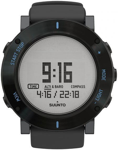 Zegarek męski Suunto SS021372000-POWYSTAWOWY