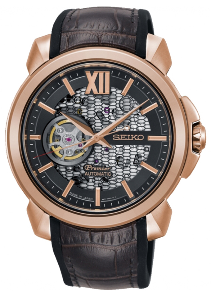 zegarek Seiko SSA374J1 - zdjęcia 1