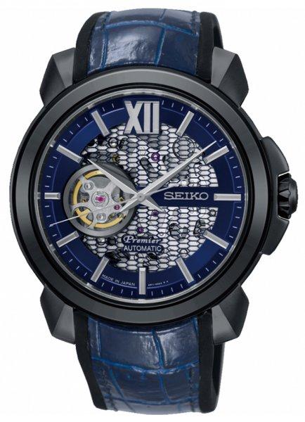 zegarek Seiko SSA375J1 - zdjęcia 1