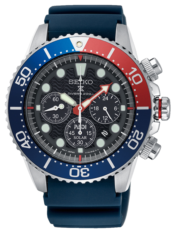 zegarek Seiko SSC663P1 - zdjęcia 1