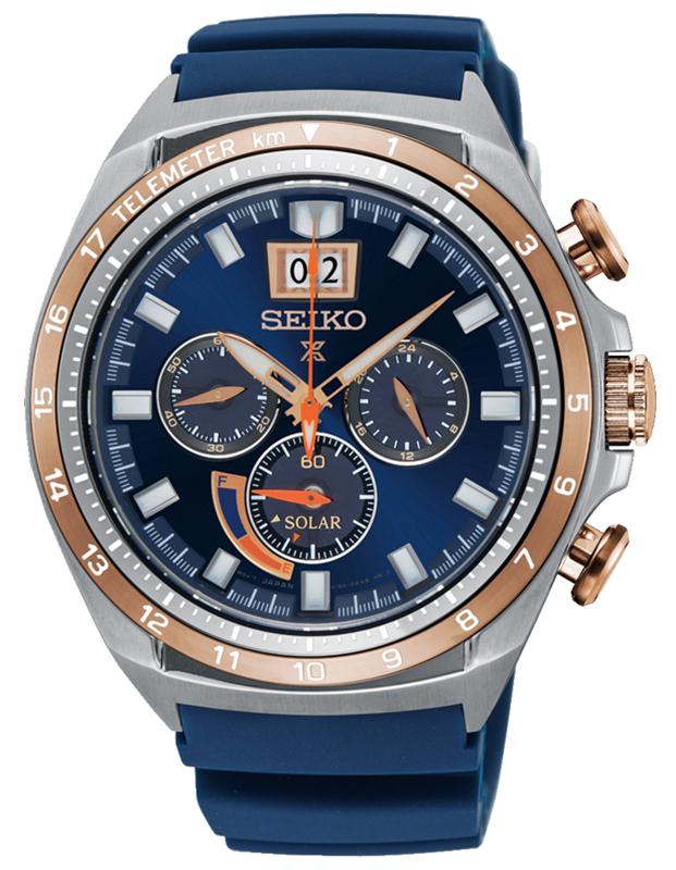 zegarek Seiko SSC666P1 - zdjęcia 1