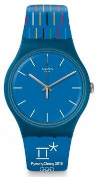 Zegarek męski Swatch SUOZ277-POWYSTAWOWY