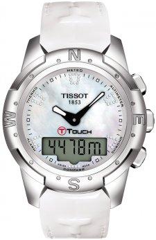 Zegarek damski Tissot T047.220.46.116.00