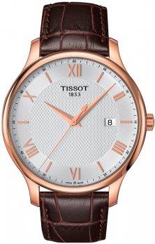 Zegarek męski Tissot T063.610.36.038.00-POWYSTAWOWY