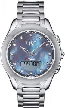 Zegarek damski Tissot T075.220.11.106.01