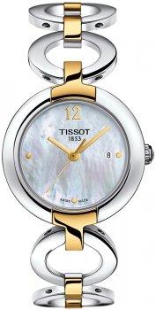 Zegarek damski Tissot T084.210.22.117.00-POWYSTAWOWY