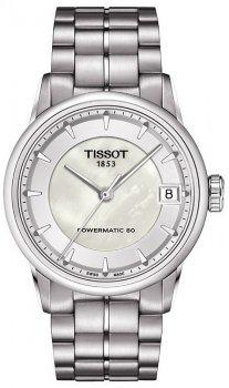 Zegarek damski Tissot T086.207.11.111.00