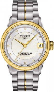 Zegarek damski Tissot T086.208.22.116.00