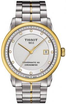 Zegarek męski Tissot T086.408.22.036.00