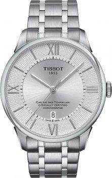 Zegarek męski Tissot T099.408.11.038.00