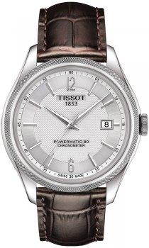Zegarek męski Tissot T108.408.16.037.00