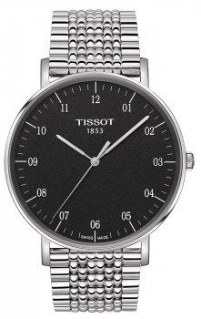 Zegarek męski Tissot T109.610.11.077.00