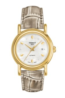 Zegarek damski Tissot T907.007.16.106.00