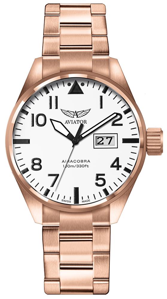 zegarek Aviator V.1.22.2.152.5 - zdjęcia 1