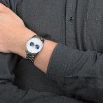 Zegarek męski Obaku Denmark Bransoleta V171GMCWSC - zdjęcie 4
